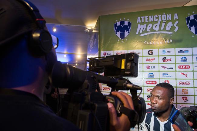 4 - Rayados realizó su tradicional Día de Medios de cara al Clásico Regio 109. Foto: Mexsport