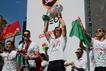 Galerí: Portugal festeja en casa
