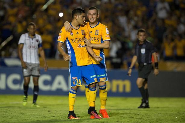 Resultado de imagen para Tigres 3 - 1 Plaza Amador