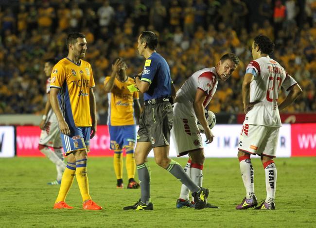 0 - Tigres empató 1-1 ante Veracruz en duelo de la fecha 7 del Apertura 2016. Foto: Info7