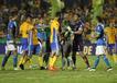 Tigres empató sin goles ante Cruz Azul en duelo de...