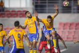 El club mexicano Tigres de la UANL sufrió su prime...