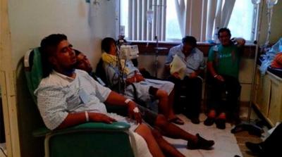 En una silla por 36 horas en hospital Metropolitano