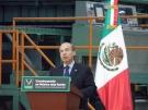 Respalda Calderón la Iniciativa México 2011