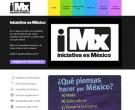 Iniciativa México  lanza convocatoria para presentar nuevos proyectos