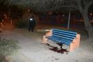 Asesinan a dos con AK-47 en plaza