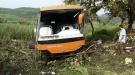Aumenta a 23 número de muertos por volcadura en Nayarit