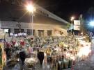 Iluminan miles de veladoras Basílica este 12 de dicembre
