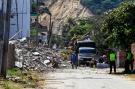 Ecuador presenta plan de reconstrucción tras terremoto