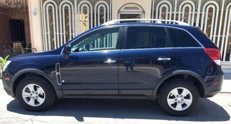 Chevrolet Captiva SUV 2008 único dueño