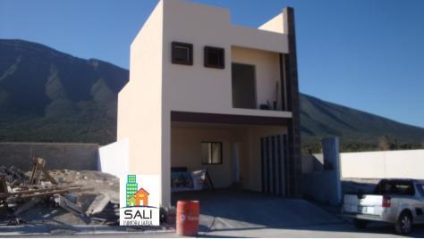 Se vende casa en Dominio Cumbres, García